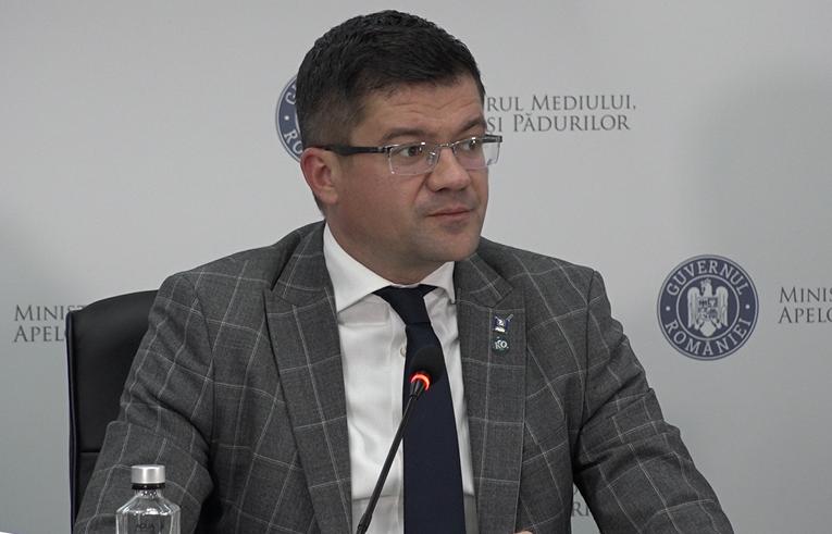 """Ministrul Mediului consideră că interzicerea tăierii pădurilor """"nu ar fi benefică pentru economie"""""""