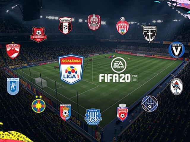 LFP organizează o competiție de fotbal virtual FIFA 20