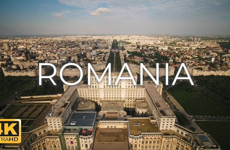 """""""ROMANIA"""" A Remnant of Medieval City and Beautiful Landscapes"""