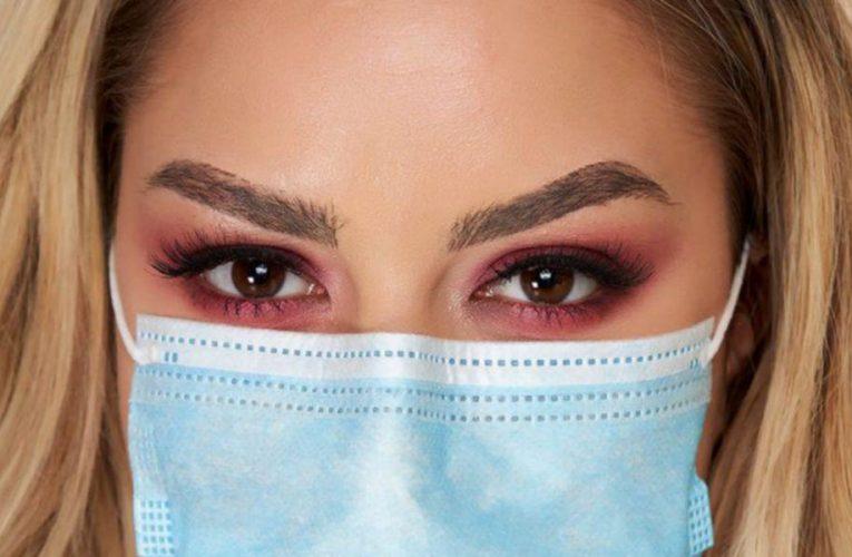 4 trucuri pentru a impiedica machiajul sa ajunga pe masca de protectie