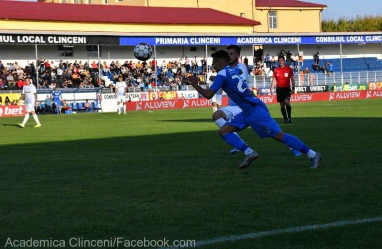 FCSB, victorie obținută în ultimele minute (2-0 vs Academica Clinceni)