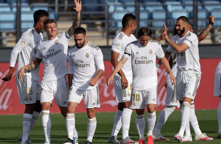 Real Madrid, învinsă pe teren propriu de nou-promovata Cadiz, scor 1-0