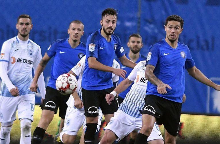 Seria victoriilor continuă pentru CSU Craiova (1-0 vs Dinamo București)