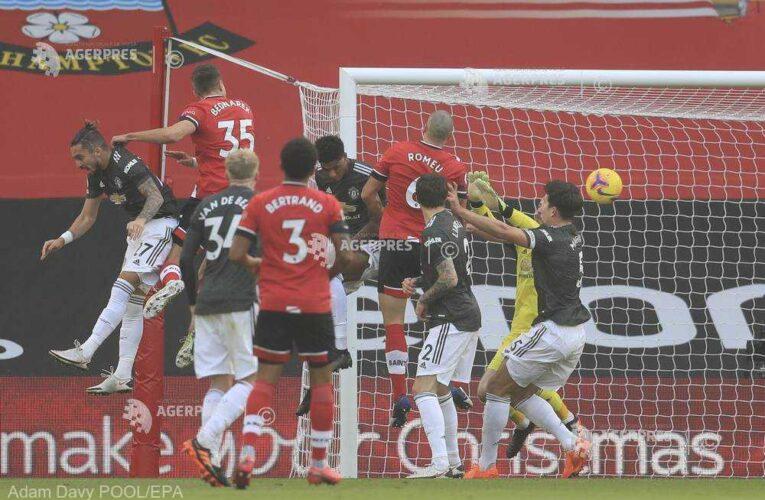 Meci de infarct la Southampton; Manchester United câştigă după ce era condusă cu 2-0, în Premier League