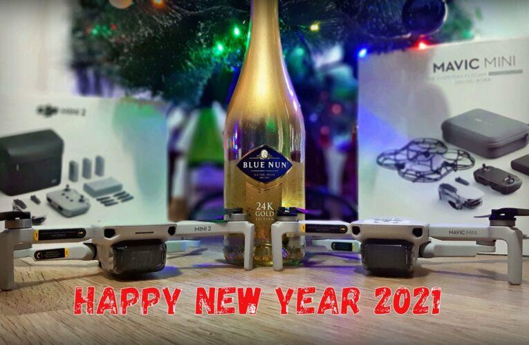 Vă doresc tuturor un An Nou fericit