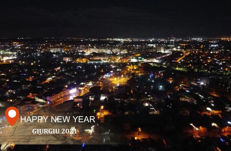 FIREWORKS 2021 the city of Giurgiu