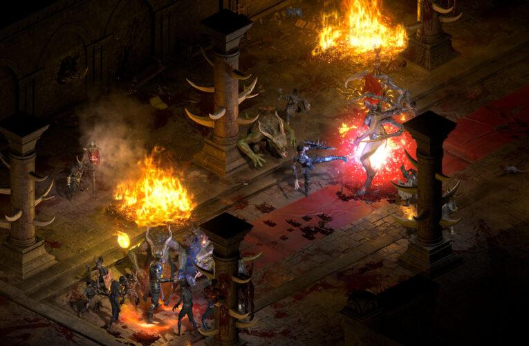 VIDEO Diablo II, reinventat pentru o nouă generație de gameri: când se lansează Resurrected