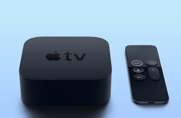 Apple lucrează la un Apple TV hibrid, alături de o boxă inteligentă cu display