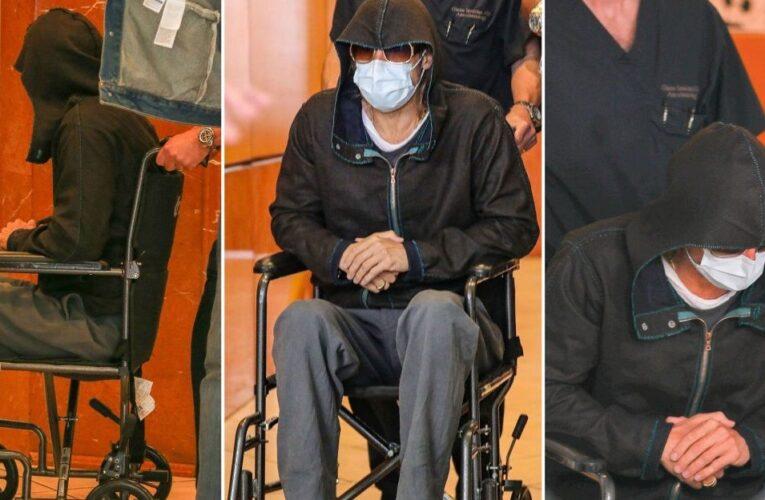 Brad Pitt, în scaun cu rotile. Totul de la măsele