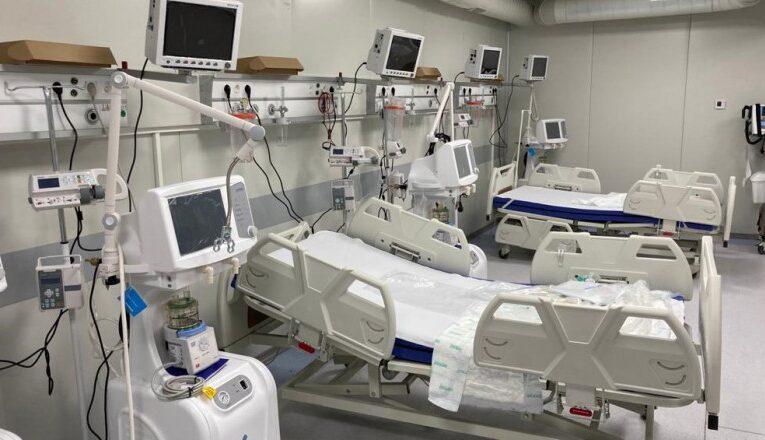 Cîţu: Există toate premisele ca până duminică să asigurăm 1.600 de paturi ATI pentru bolnavii COVID
