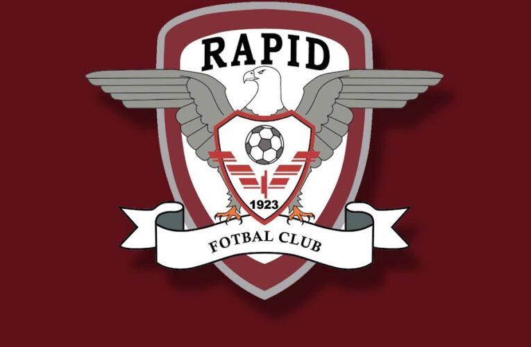 Liga 2, play-off: Rapid București a urcat pe primul loc (1-0 vs Csikszereda)