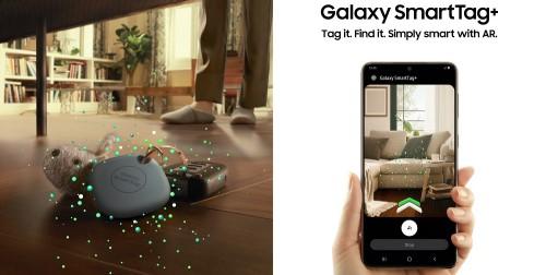 Samsung lanseaza noul Galaxy SmartTag+: calea cea mai inteligenta de a gasi obiectele pierdute