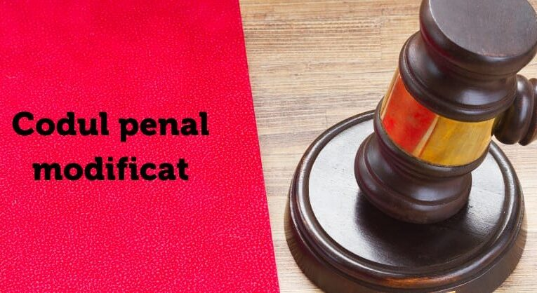 Senat: CODUL PENAL a fost MODIFICAT!