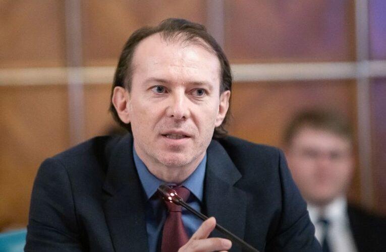 Cîţu: Toate ministerele şi agenţiile guvernamentale vor fi legate într-o singură bază de date
