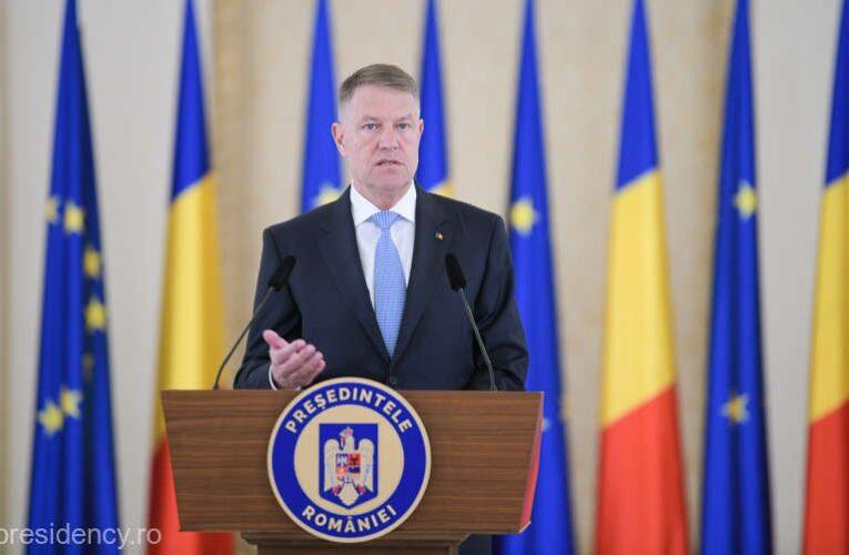Preşedintele Klaus Iohannis îl primeşte marţi, la Cotroceni, pe omologul său israelian, Reuven Rivlin