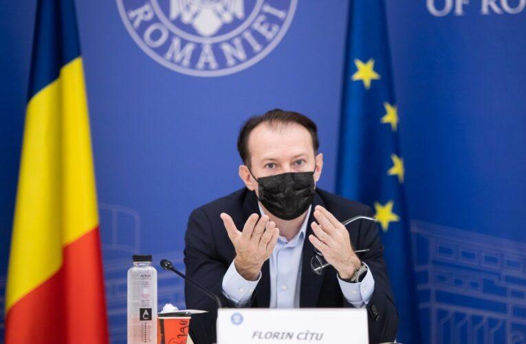Reîntoarcerea la ordonanțe! Premierul Florin Cîțu: Guvernul va face reforme prin ordonanțe de urgență