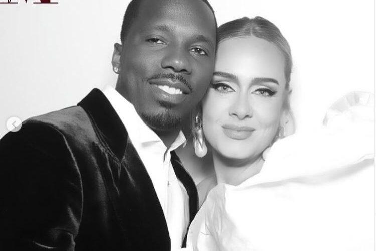 Adele, fotografie cu iubitul ei. Cine este Rich Paul şi de ce este celebru
