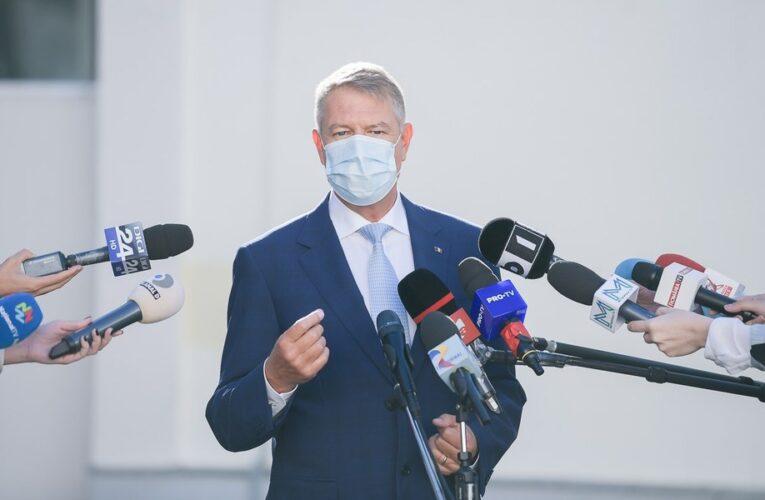Preşedintele Iohannis participă la Adunarea Generală a ONU; marţi va susţine intervenţia naţională