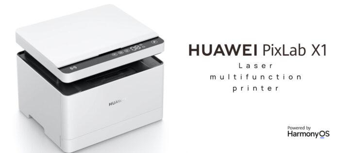 Huawei PixLab X1 este o imprimantă desktop cu HarmonyOS la bord