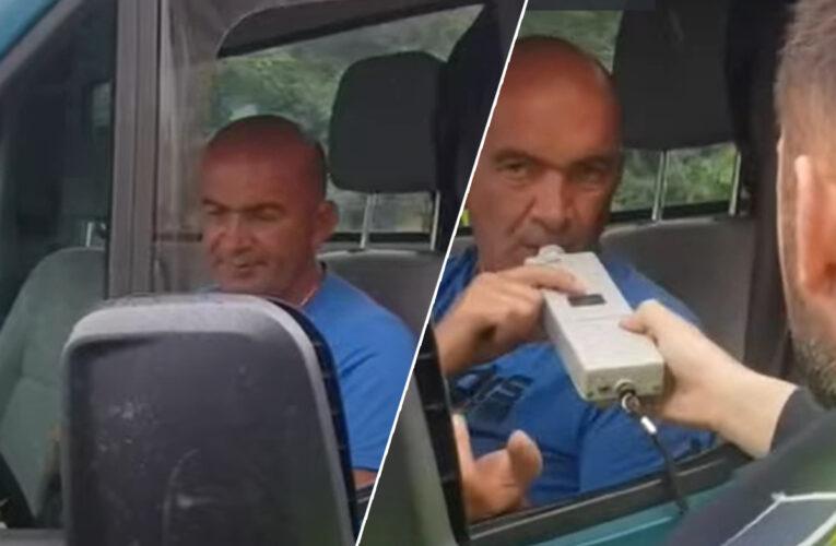 Un șofer beat a avut parte de surpriza vieții în centrul Clujului. Ce i-au făcut ceilalți conducători auto din jur