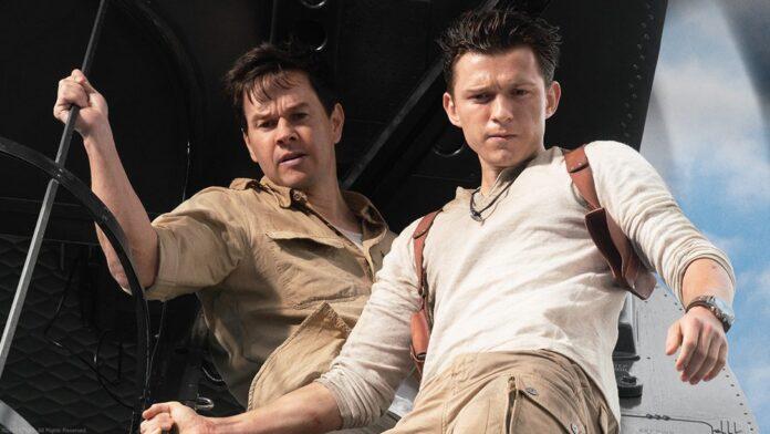 """Primul trailer pentru filmul """"Uncharted"""" este aici, cu Tom Holland în rolul lui Nathan Drake; Vedem acrobații de Spider-Man"""